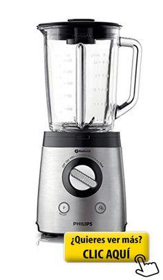 Philips HR2093/08 - Batidora de vaso, 900 W, 2 l #batidora