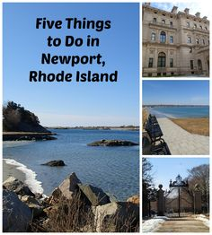 5 Things to do in Newport, Rhode Island