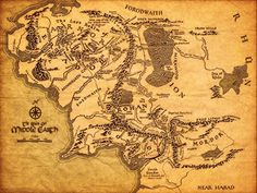 map of middle earth the lord of the rings fabric canvas c https