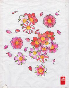 Japan Tattoo Design, Design Tattoo, Flower Tattoo Designs, Flower Tattoos, Japanese Flower Tattoo, Japanese Tattoo Designs, Japanese Flowers, Japanese Lotus, Tattoo Studio