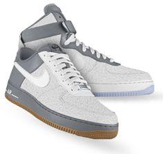 Nike AF1 Customize on nikeID.com NOW!