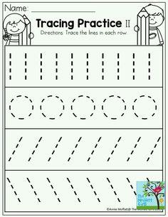 6 Preschool Line Tracing Worksheets Tracing Practice TONS of printable for Pre K Kindergarten √ Preschool Line Tracing Worksheets . 6 Preschool Line Tracing Worksheets . Shape Tracing in Alphabet Kindergarten, Preschool Writing, Preschool Learning Activities, Free Preschool, Preschool Classroom, Kindergarten Worksheets, Pre Kindergarten, Tracing Practice Preschool, Preschool Letters