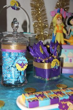 aladdin party favors - Google Search