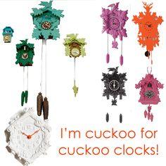 cuckoo clocks gw