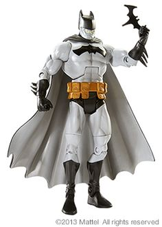 Signature Collection DC World/'s Greatest Multi-Univers Batman Action Figure
