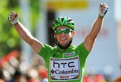 Cavendish - Vuelta 2010