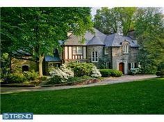 423 FISHERS RD, BRYN MAWR, PA.  exterior 1