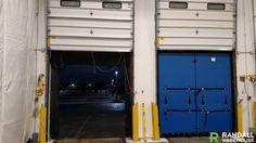 InsulBlock at Dock Door http://www.randallwarehouse.com/