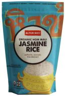 ALTER ECO Hom Mali Jasmine Rice | a light, delicate complement to every culinary tradition. Fair Trade