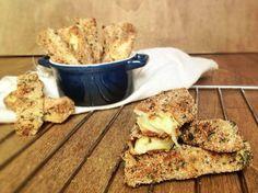 Palitos de calabacín crujiente al horno | Cocinar en casa es facilisimo.com