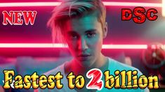 Fastest music video to reach 2 billion views Music Charts, To Reach, Music Videos, Songs, Youtube, Movie Posters, Top, Film Poster, Popcorn Posters
