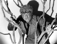 Lon Chaney – The Wolfman