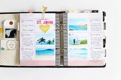 stephanie makes: Memory Planner: Creative Jumpstarts 11