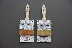 Bristle-Whiskered  http://www.trendhunter.com/trends/poilus-paintbrush-packaging