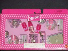 Barbie 90s, Barbie Doll Set, Beautiful Barbie Dolls, Barbie World, Barbie And Ken, Dollhouse Furniture Kits, Barbie Furniture, Vintage Barbie, Vintage Toys