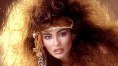 The higher the bangs, the  awesome the hairstyle was back in the 80s. All the cool girls went to incredible measures to get the coveted big hair lo, and it to a lot to achieve killer bangs. The bigger you wanted them, the  teasing and hairspray you needed to get the job done.