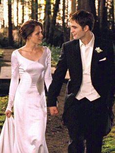 Bella y Edward #Amor #Boda