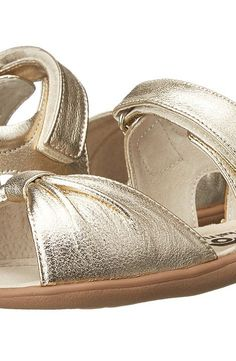 See Kai Run Kids Avianna (Toddler) (Gold) Girls Shoes - See Kai Run Kids, Avianna (Toddler), AVIANNA-710, Footwear Open Casual Sandal, Casual Sandal, Open Footwear, Footwear, Shoes, Gift - Outfit Ideas And Street Style 2017