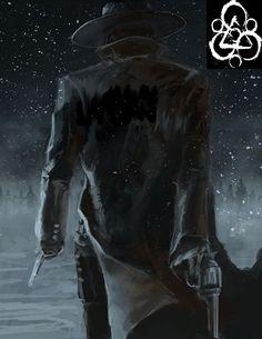 Gunslinger / my character ref: james