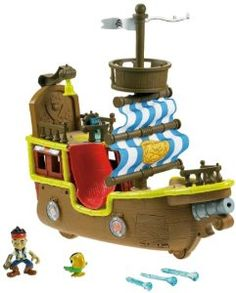 Jake and the Neverland Pirate Ship - Bucky