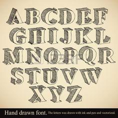 1000 ideas about 3d letters on pinterest 3d alphabet drop cap