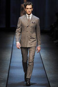 Milan Fashion Week: #Canali Fall 2013 #MFW