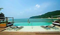 Malaysia: More Zen, less hustle-bustle Bintan Island, Places Ive Been, Beach House, Zen, Past, Club, Outdoor Decor, Travel, Home