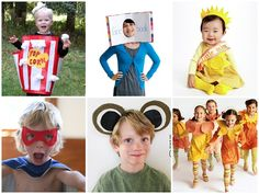 14 DIY No-Sew Halloween Kid Costumes - Momtastic