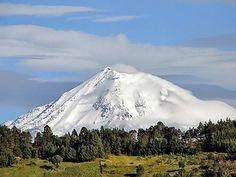 Citlaltépetl, Pico Orizaba en Puebla