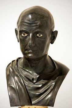 Scipio Africanus The Roman general Scipio Africanus, victor of the Battle of Zama, which ended the Second Punic War in 202 BC. From excavations in Herculaneum.