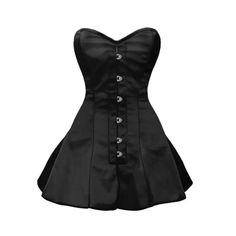 http://www.corset-story.com/black-satin-style-corset-with-long-flared-trim.html