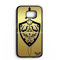 Zelda Master Sword Hylian Shield Samsung Galaxy Note 7 Case   aneend