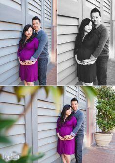Urban Maternity Photos - Dallas Maternity Photographer
