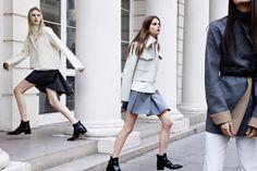 Zara Fall 2013 ad campaign