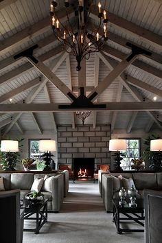 Hotel Yountville.  One of the most inspired hotel lobbies I have ever been in! Makes me want to design a home.  Right @Katrina Goldfried?