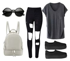 """""""<3"""" by kinderlili ❤ liked on Polyvore featuring Opening Ceremony, MICHAEL Michael Kors and ZeroUV"""