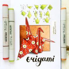 Origami schemes are unreadable but result is always interesting :) Схемы для оригами придумали садисты :) Но если разобраться результат получается действительно интересным! by lisa.krasnova