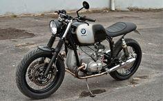 1977 BMW R100 - MOTORIEEP - INAZUMA CAFE RACER