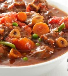 There is nothing better than a piping hot stew for dinner enjoyed with a nice glass of red wine when it's cold and rainy outside. This recipe was shared by Rhodes foods. It also features on their website Rhodes. Click here for more Rhodes recipes.