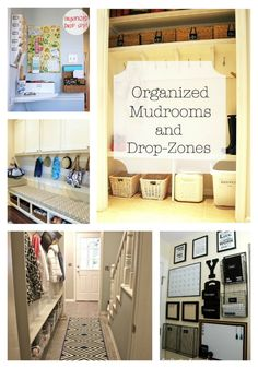 The best, most organized mudrooms and drop-zones | 11 Magnolia Lane