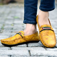 Casual Shoes Men Loafer Shoes Material: Synthetic Sole Material: PVC Fastening & Back Detail: Slip-On Pattern: Printed Multipack: 1 Sizes:  IND-7 IND-6 IND-10 IND-9 IND-8 Country of Origin: India Sizes Available: IND-6, IND-7, IND-8, IND-9, IND-10   Catalog Rating: ★4 (430)  Catalog Name: Unique Graceful Men Shoes CatalogID_776155 C67-SC1235 Code: 664-5238910-947