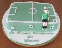 Torta di cake design per la prima comunione