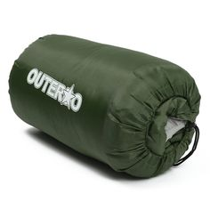 OUTERDO 180*75cm Sport Adventurer Mummy Ultra-Compactable Lightweight Sleeping Bag 15?~5? ** You can get more details by clicking on the image.