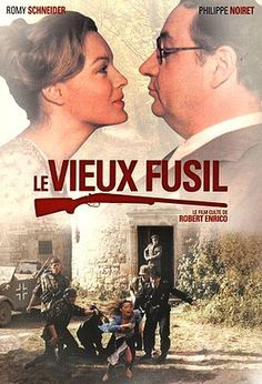 Romy Schneider et Philippe Noiret - Films Cinema, Cinema Theatre, Cinema Posters, Movie Posters, Movies And Series, Cult Movies, Top Movies, Romy Schneider, Beau Film