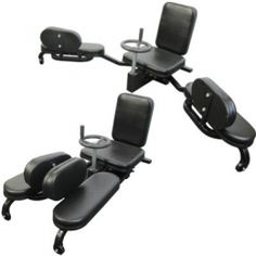 Features: Leg stretch machine is great for any sport or just maintaining your flexibility. In the seated position, place each leg in its own extension Stretching Machine, Leg Stretching, Home Gym Equipment, No Equipment Workout, Fitness Equipment, Judo, Kung Fu, Pergola, Big Muscles