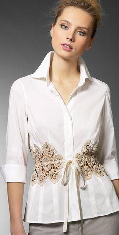 Şık Gömlek Modelleri - http://www.modabulutu.com/sik-gomlek-modelleri/