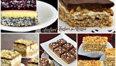 Romanian Desserts, Romanian Food, Romanian Recipes, My Recipes, Tiramisu, Rome, Caramel, Sweet Treats, Easter