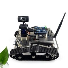 There are many different electronic gadgets out there on the market. If you are looking for electronic gadgets for a present then there is certainly no shortage of them. You will find computers, cameras, . Robot Kits, Diy Robot, Cool Technology, Technology Gadgets, Electronics Gadgets, Tech Gadgets, Amazon Gadgets, Gi Joe, Gear Best