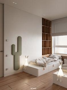 Behance :: For You Kids Bedroom Designs, Kids Room Design, Room Interior, Interior Design, Bathroom Kids, Girl Room, Interior Architecture, Bedroom Decor, Behance