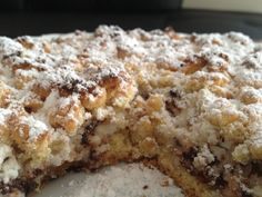 torta sbriciolona alla ricotta al microonde